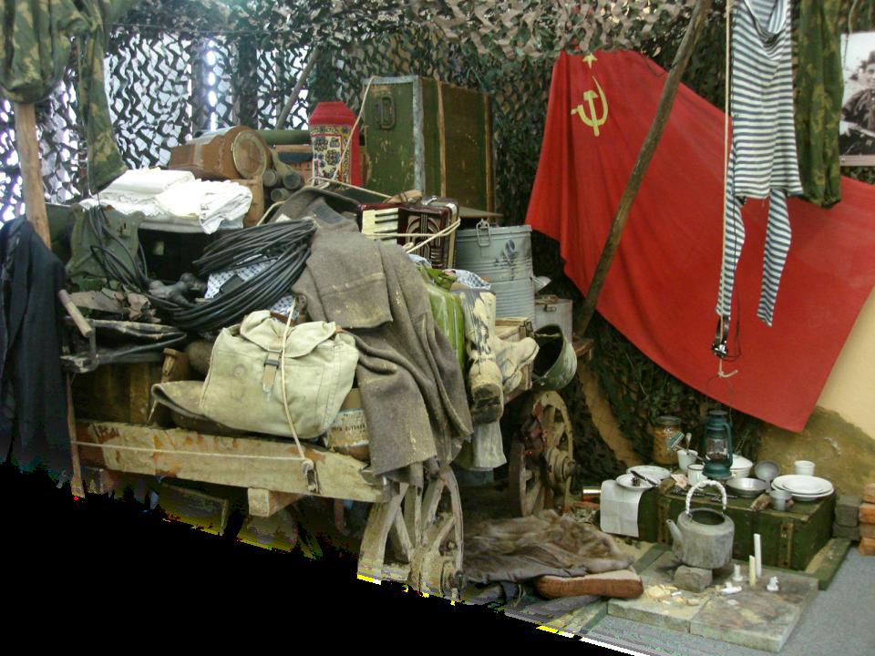 Gesprochen von einheimischen Russen